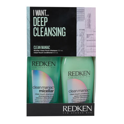Redken Clean Maniac 2-pc. Value Set - 18.6 oz.