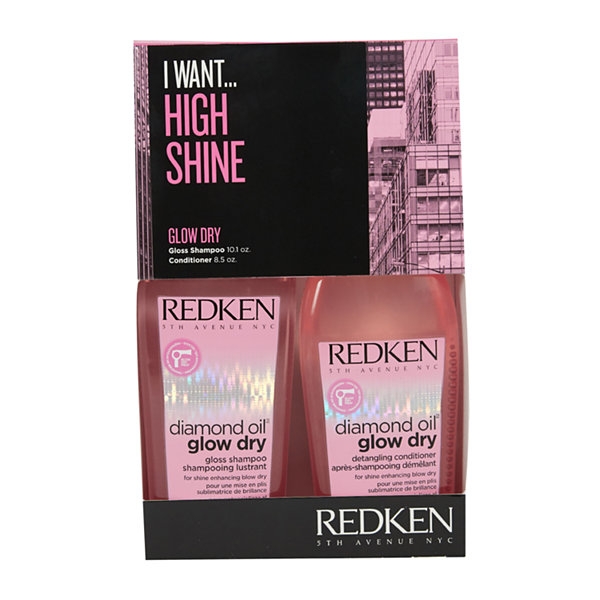 Redken Glow Dry 2-pc. Value Set - 18.6 oz.