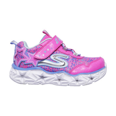 Skechers Galaxy Lights Girls Sneakers - Toddler