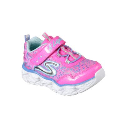 Skechers Galaxy Lights Girls Sneakers - Toddler