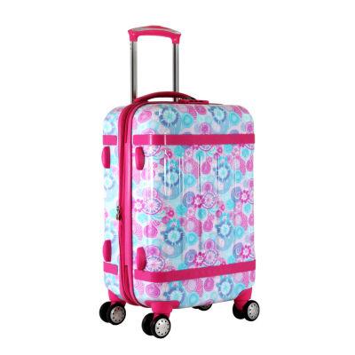 J World Taqoo 20 Inch Hardside Lightweight Luggage