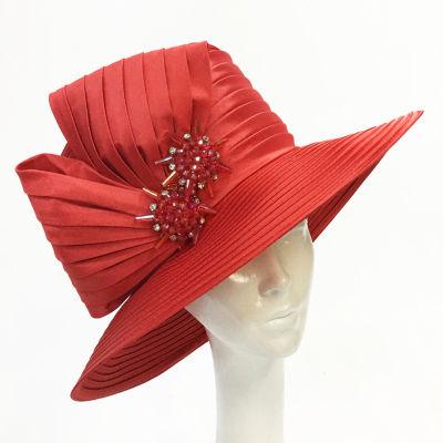 Whittall & Shon Md Brim Derby Hat