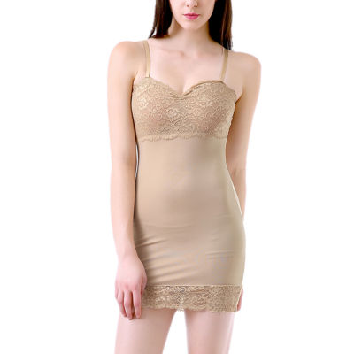 Phistic Women's Lace Form Fitting Slip