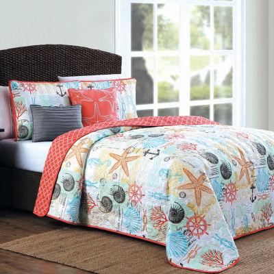 Avondale Manor Belize 5-pc. Reversible Quilt Set