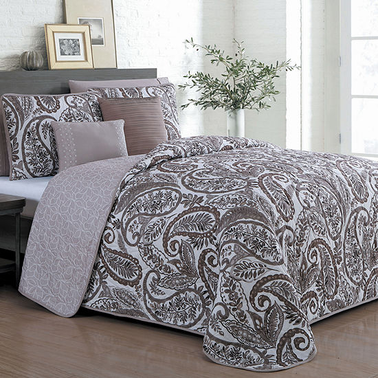 Avondale Manor Seville 7-pc. Reversible Quilt Set