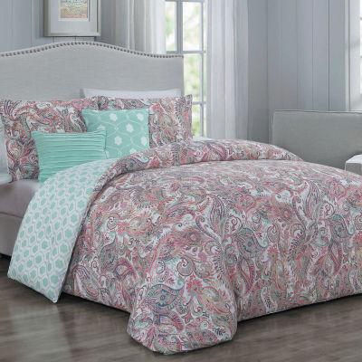 Avondale Manor Dominica 5pc Comforter Set