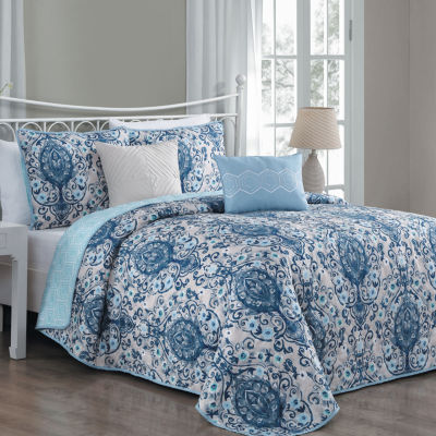 Avondale Manor Trista 5PC Quilt Set