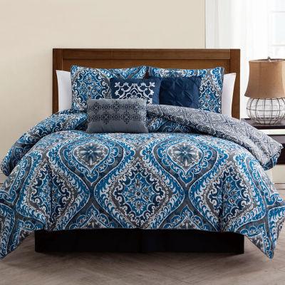 Avondale Manor Callais 7 PC Comforter Set