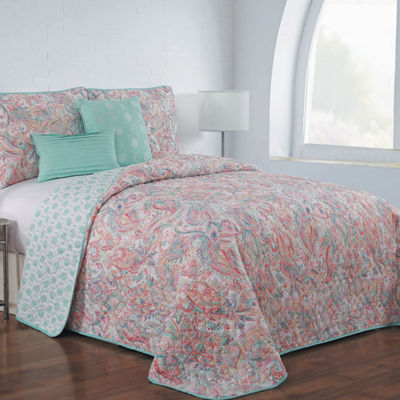 Avondale Manor Dominica 5PC Quilt Set