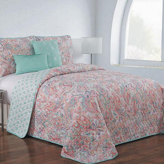 Avondale Manor Dominica 5PC Quilt Set