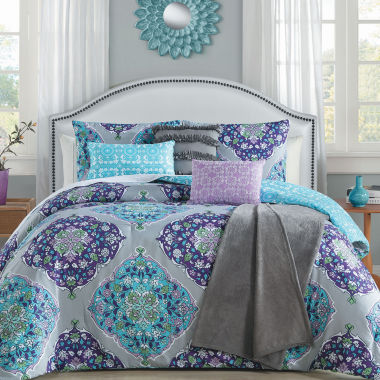 Chrissa 7 pc Comforter Set