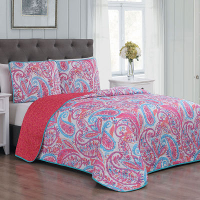 Seville 3 pc Quilt Set