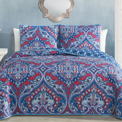 Cantara 3 pc Quilt Set