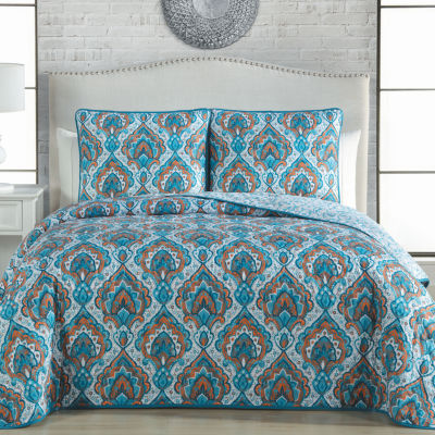 Everly 3 pc Quilt Set