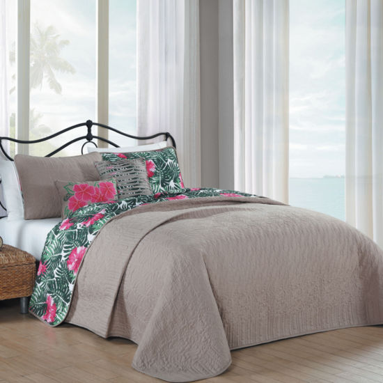 Tropical Paradise 5 pc Quilt Set