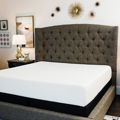 Signature Design By Ashley Chime Firm Tight Top Memory Foam Mattress