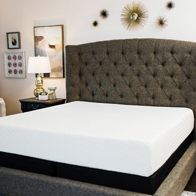 """Signature Design by Ashley® Chime 8"""" Firm Memory Foam - Mattress Only"""