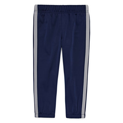 Okie Dokie Tricot Jogger Pants-Toddler Boys