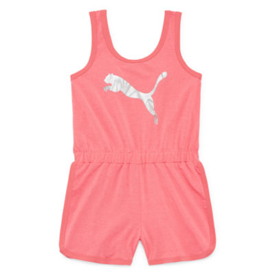 Puma Puma Kids Apparel Sleeveless Romper - Toddler