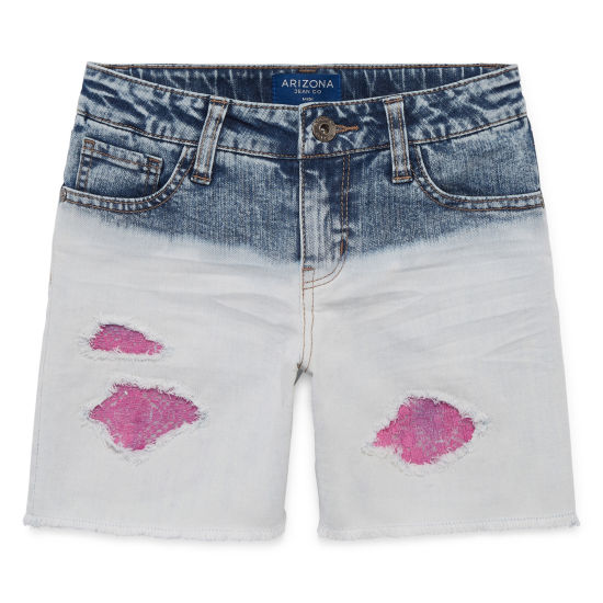 Arizona Midi Shorts Gilrs 4-16 and Plus