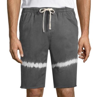 Arizona Mens Drawstring Waist Jogger Short