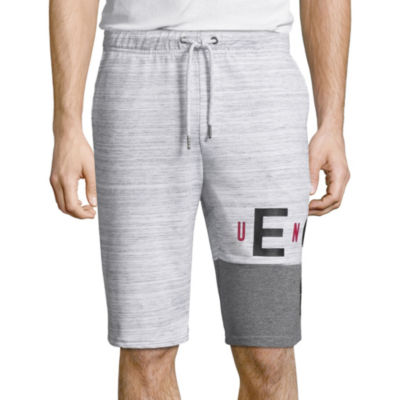 Ecko Unltd Mens Drawstring Waist Pull-On Shorts