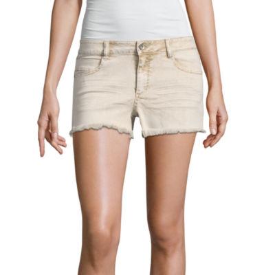 """Rewash 2 1/2"""" Denim Shorts-Juniors"""