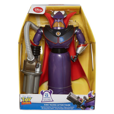 Disney Toy Story Talking Zurg