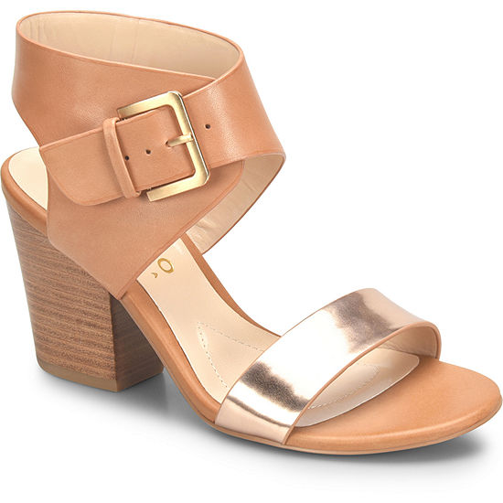 Studio Isola Womens Lacinda Heeled Sandals