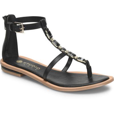 Studio Isola Maribeth Womens Strap Sandals