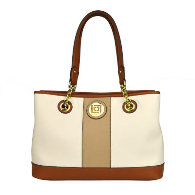 Liz Claiborne Real Fit Satchel