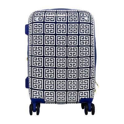 Macbeth Collection By Margaret Josephs Geo 29 Inch Hardside Lightweight Luggage