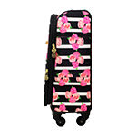 Macbeth Collection By Margaret Josephs Petunia 21 Inch Lightweight Luggage