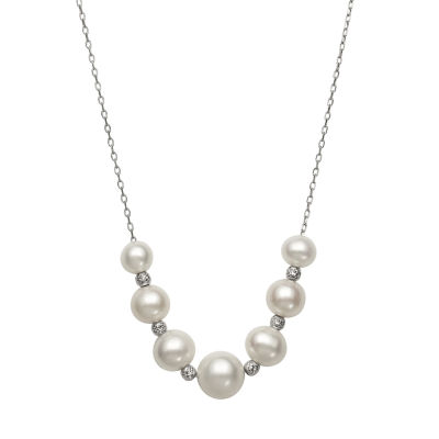 Sterling Silver 18 Inch Solid Rope Chain Necklace