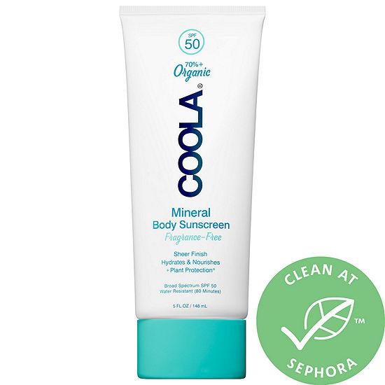 COOLA Mineral Body Sunscreen SPF 50