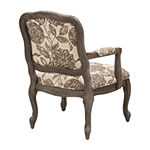 Charlotte Camelback Chair