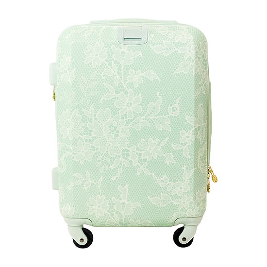 Macbeth Collection By Margaret Josephs Lace 21 Inch Hardside Lightweight Luggage