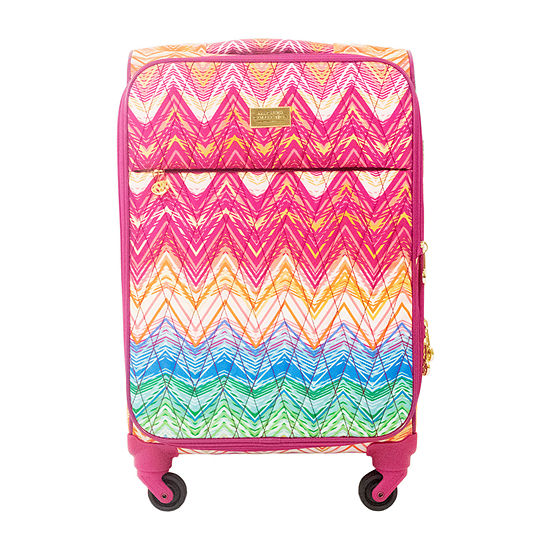 Macbeth Collection By Margaret Josephs Chevron 29 Inch Lightweight Luggage