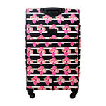 Macbeth Collection By Margaret Josephs Petunia 29 Inch Lightweight Luggage