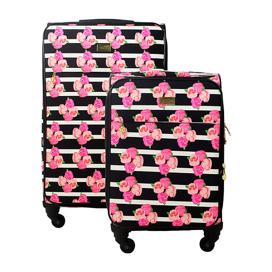 Macbeth Collection By Margaret Josephs Petunia 2-pc. Lightweight Luggage Set