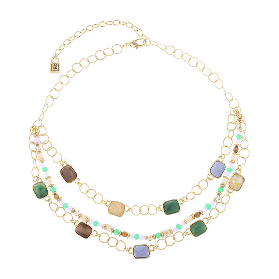 Chaps 16 Inch Collar Necklace