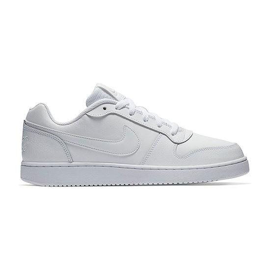 Nike Ebernon Mens Basketball Shoes Lace-up