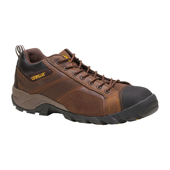 Cat Mens Argon Ct Slip Resistant Composite Toe Work Lace-up Boots