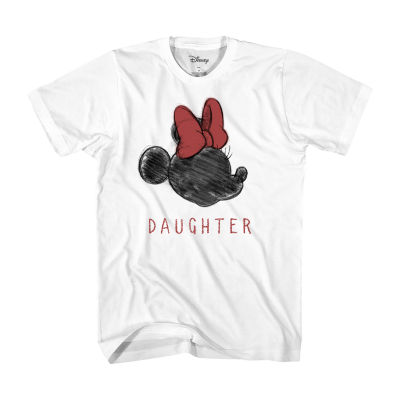 Disney Daughter Graphic T-Shirt- Unisex Adult Sizes