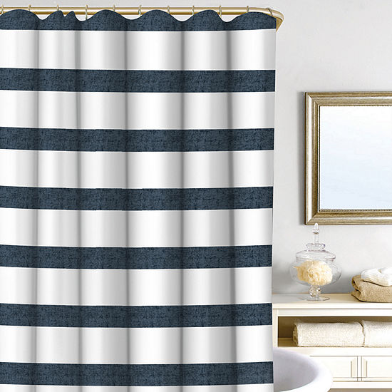 Homewear Portland Stripe 14-pc Shower Curtain Set