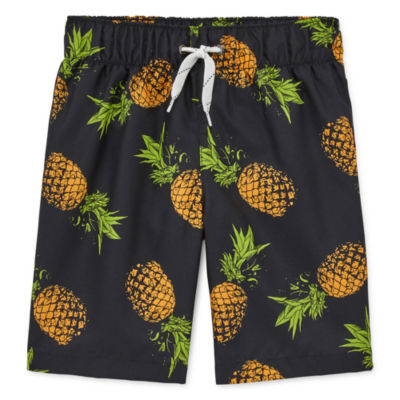 City Streets Boys Swim Trunks-Preschool