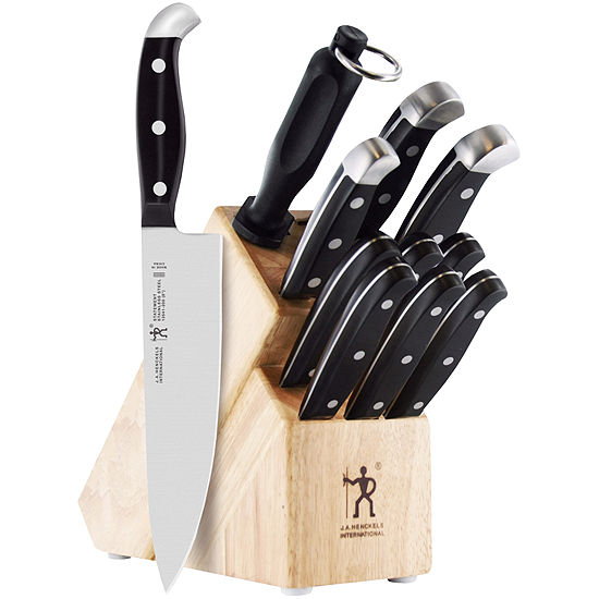 Henckels International Statement 12-pc. Knife Set
