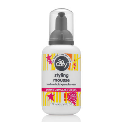SoCozy® Behave Styling Mousse Peachykeen - 6 oz.