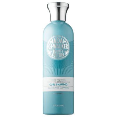 Madam C.J. Walker Coconut & Moringa Oils Curl Shampoo