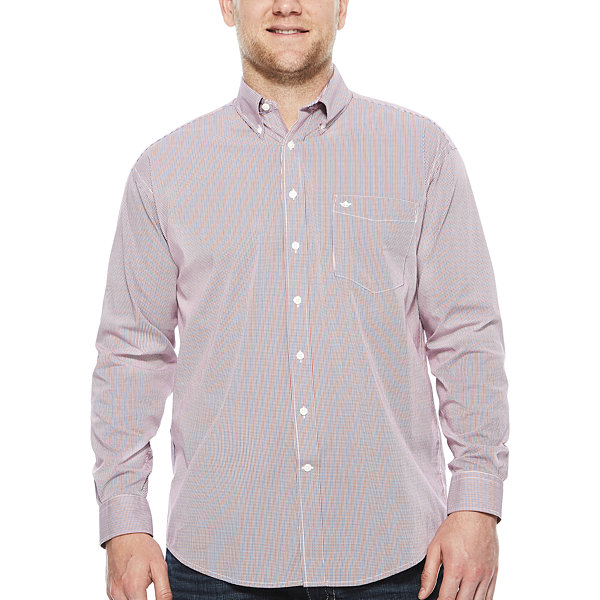Dockers® On the Go Long-Sleeve Dress Shirt - Big & Tall